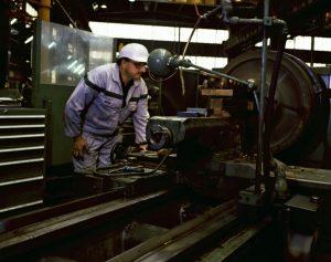 Phonographie en milieu industriel