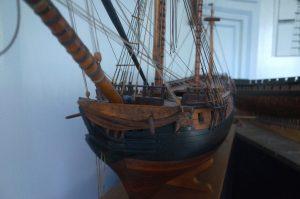 Préfiguration d'un parcours sonore au sein du Musée de la Marine de Rochefort